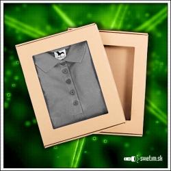 darčeková krabica na vtipné svietiace tričká