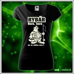 svietiace vtipné rybárske tričko humorný darček pre rybárku, vtipné svietiace tričká