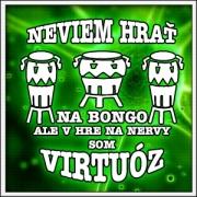 Bongo virtuóz