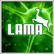 Vtipné svietiace tričko Lama, humorné darčeky pre muža ženu dieťa