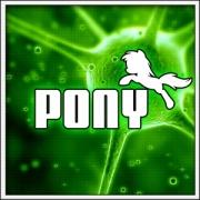 Vtipné svietiace tričko Pony, humorné darčeky pre muža ženu dieťa