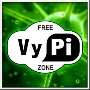 Vtipné svietiace tričko free vypi zone paródia na wifi, humorný darček